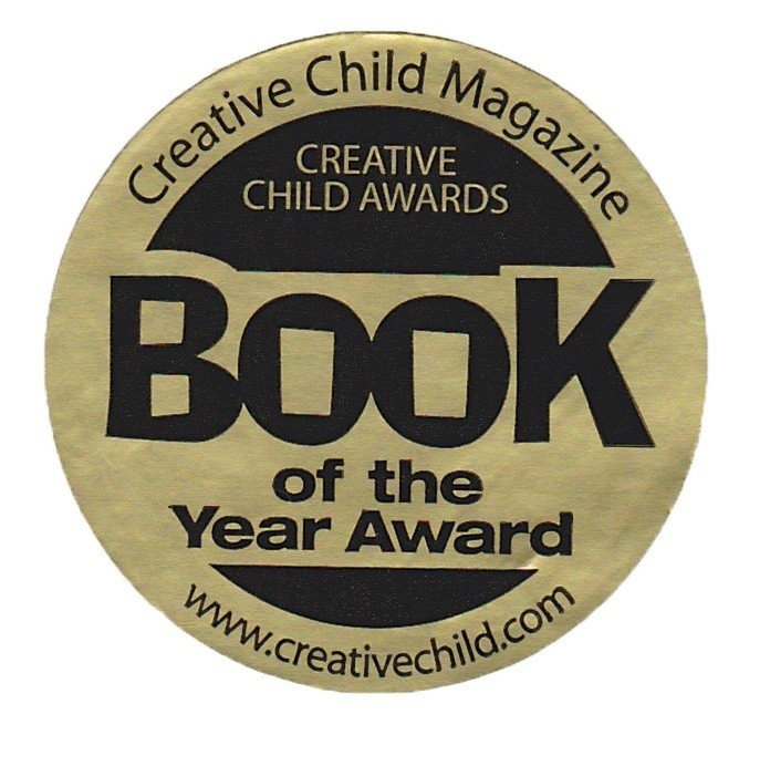 Creative Child Magazine - Book of the Year Award